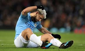 PREMIER LEAGUE NEWS: INJURY BLOW FOR MANCHESTER CITY AFTER SCAN CONFIRMED SERGIO KUN AGUERO INJURED