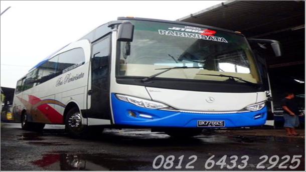 Bus Pariwisata Medan Terbaru