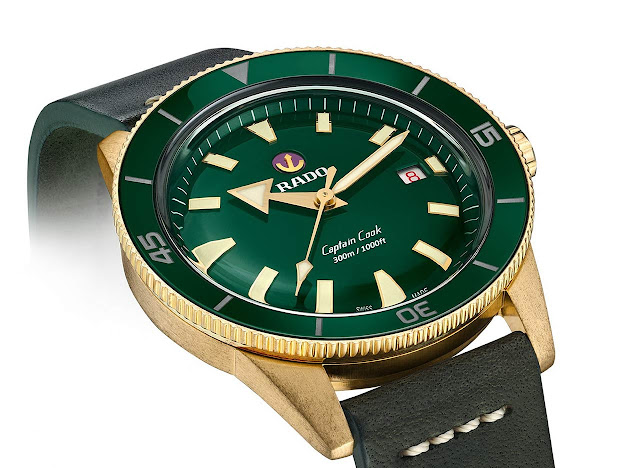 Rado Captain Cook Bronze R32504315