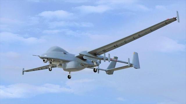 La India usa drones espía israelíes en zonas disputadas con China