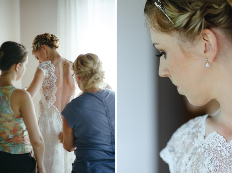līgavas kleita, līgavas frizūra