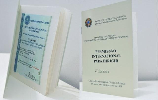 PID Permissão Internacional para Dirigir na Europa