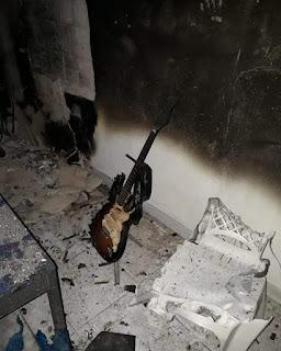Polícia registra incêndio em Igreja evangélica da cidade de Parelhas