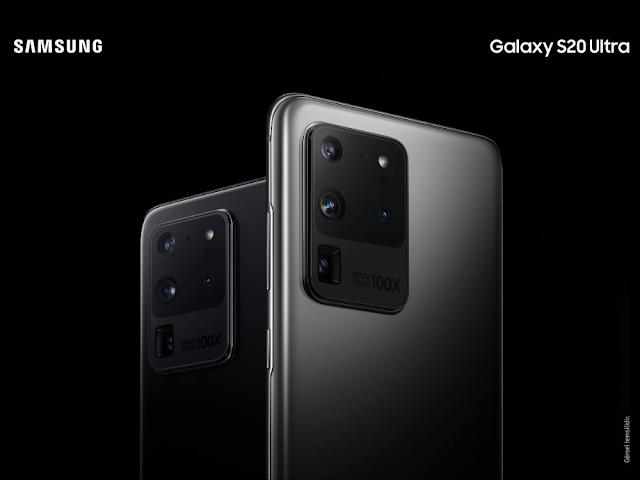 Samsung Galaxy S20 Ultra PUBG Mobile Performansı!
