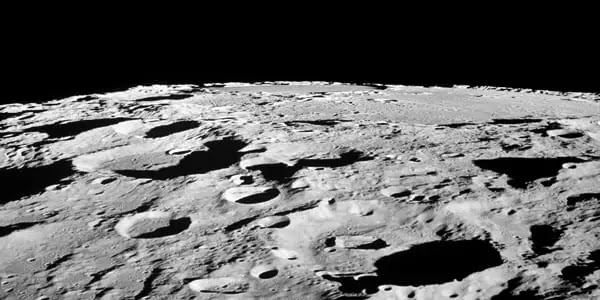 half moon images, moon real images, moon surface images,