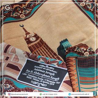 Jual Souvenir 40 Hari Orang Meninggal di Jakarta