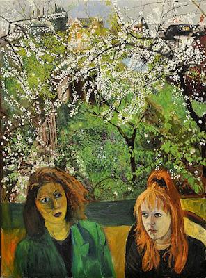 The Window/ Two Girls (1989), Jean Cooke