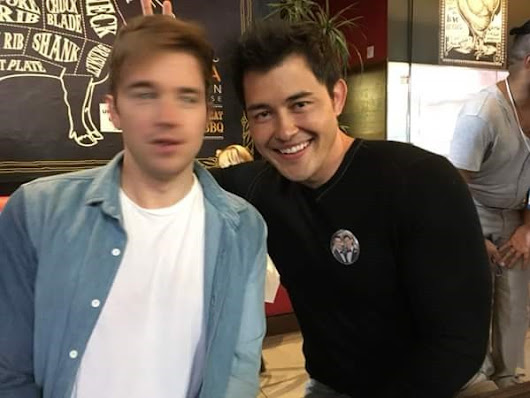 Day of Days Interview with Chandler Massey and Christopher Sean