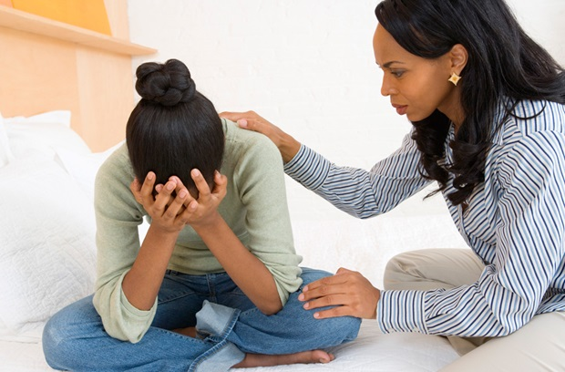 The problem of depression in teenagers increasing, parents should take care of these things