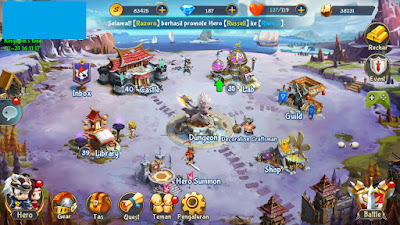 Review Mystic Kingdom