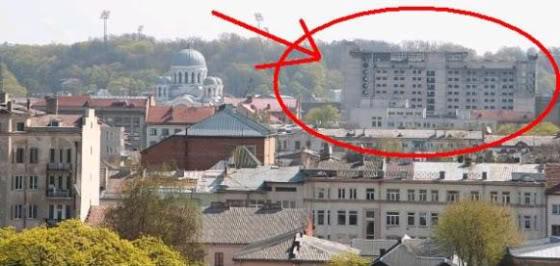 Kauno pastatai