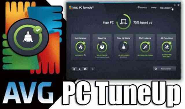 تحميل وتفعيل برنامج AVG PC Tuneup عملاق تنظيف الكمبيوتر وتسريعه اخر اصدار
