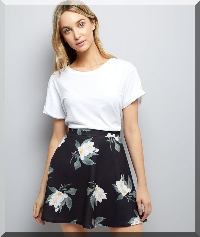 jupe-patineuse-fleurs