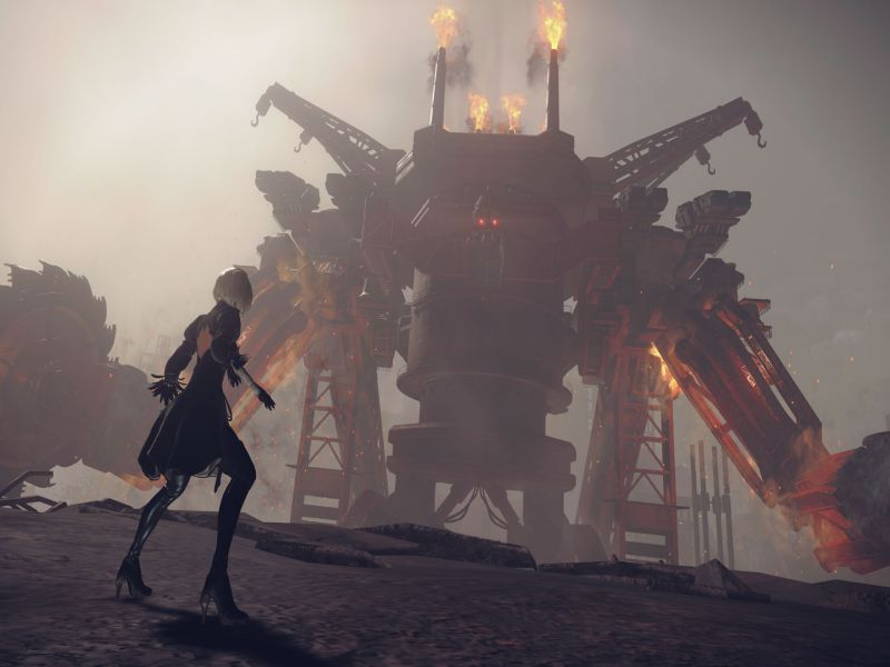 Download NieR Automata Free Full Game For PC