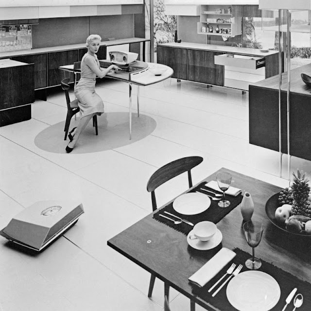 Kitchen Design Ideas An Interview With Johnny Grey: 12 Retro Kitchens Of The Future