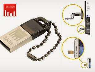 Strontium 32 GB OTG Pen Drive (Compatible with Smart Phones & Computer) just for Rs.999 Only (Price Valid for Today)