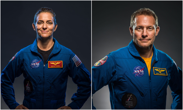 NASA astronauts Nicole Mann and Josh Cassada will head to the International Space Station on SpaceX's Crew-5 mission in late 2022.
