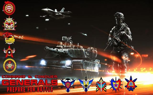 مود Prepare for Battle 0.44 للجنرال زيرو اور