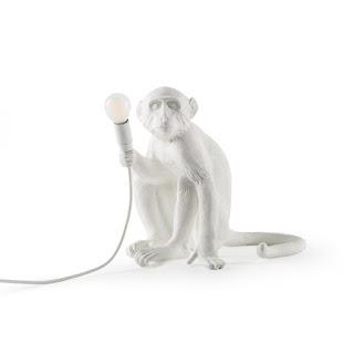 Lampada Monkey Lamp di Seletti