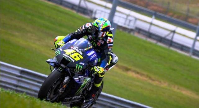 MotoGP Ceko: Rossi Bidik Podium ke-200