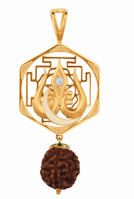 Panchakshar Shiva- ORRA launches its special Yantra Mudra collection  this festive season