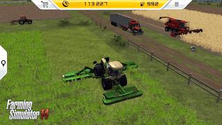 تحميل لعبة Farming Simulator 14 للاندرويد