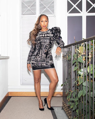 Marjorie Harvey fashion and style looks..