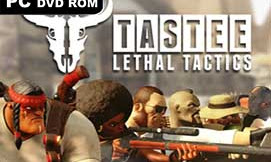 Download Game PC TASTEE Lethal Tactics