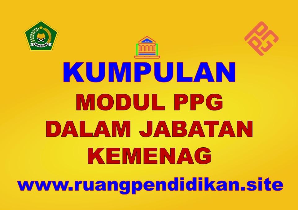 Modul PPG Guru Madrasah