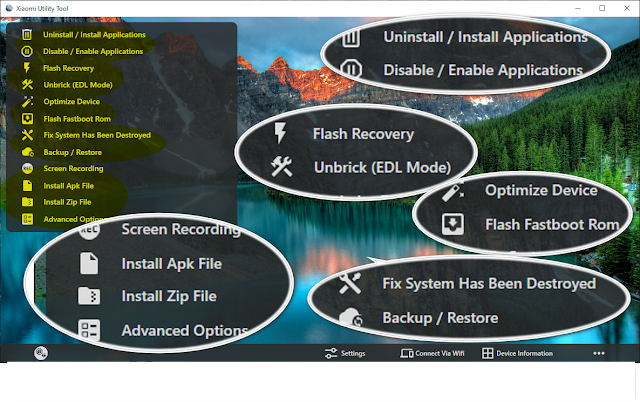 Download Xiaomi Utility tool 5.2.0 Fix Major issue