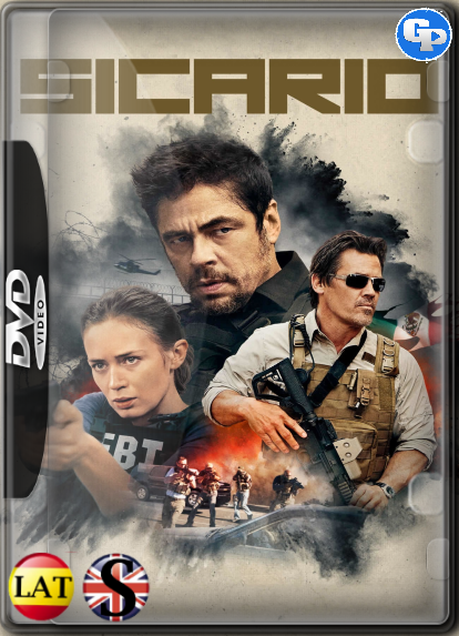 Sicario (2015) DVD5 LATINO/INGLES