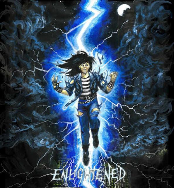 """Ο δίσκος των Thunda """"Enlightened"""""""
