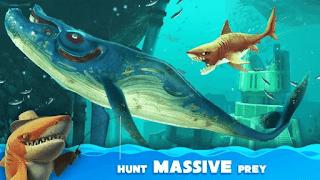 Hungry Shark World Mod Apk (v3.6.0) + Unlimited Diamond/Coins + No Ads