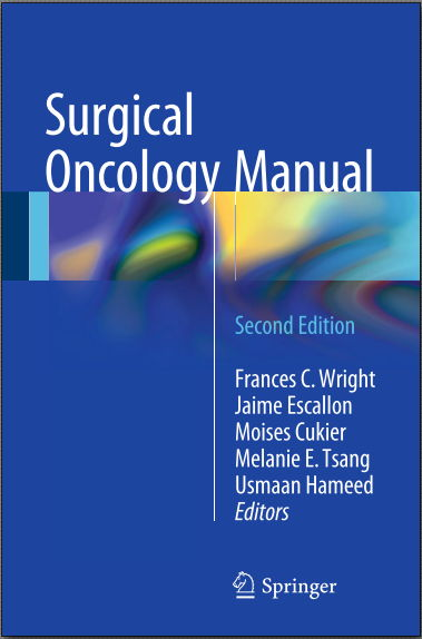 Surgical Oncology Manual 2nd Edition 2016 [PDF]