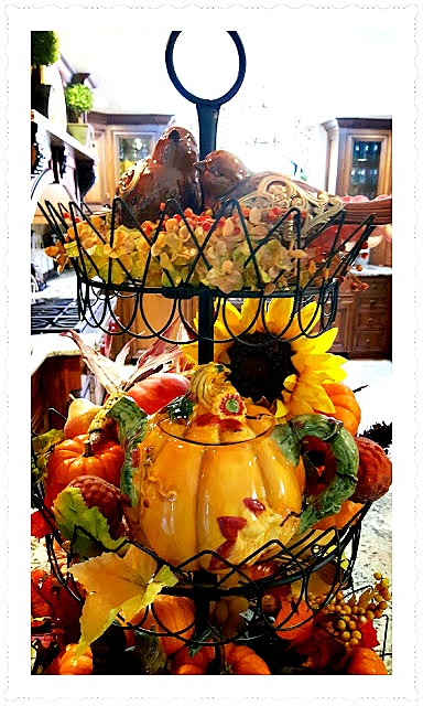 tiered-tray-fall-french-ceramic-pumpkin-decorating-kitchen
