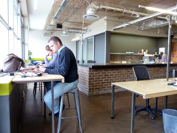 The Sett - an agile workspace in Umhlanga, Durban, perfect for freelancers.