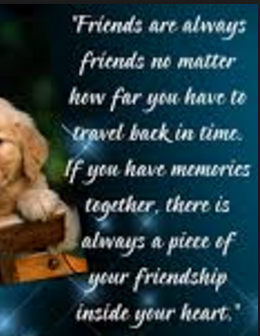 Friendship Day Short Lines for FB