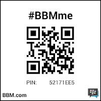 BARCODE PIN BBM