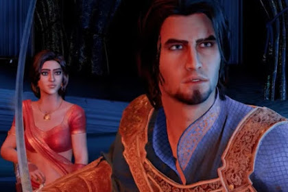 Official! Prince Of Persia: The Sands Of Time Remake Announced by Ubisoft