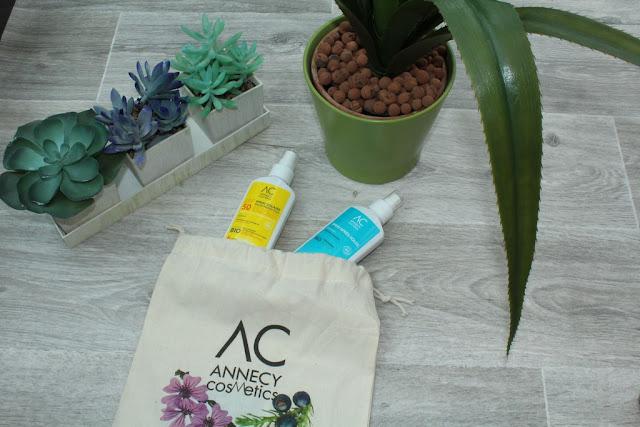 """Un été sous bonne protection avec """"Annecy Cosmetics"""" + Concours"""