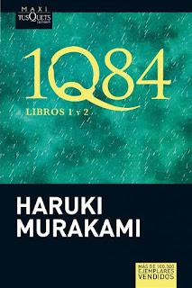 1Q84   1Q84 #1   Haruki Murakami