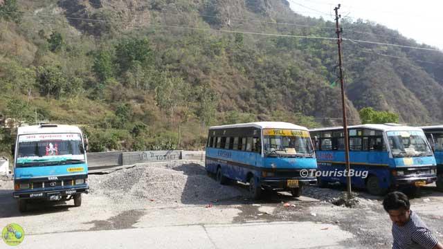 Sahastradhara Bus stand Dehradun