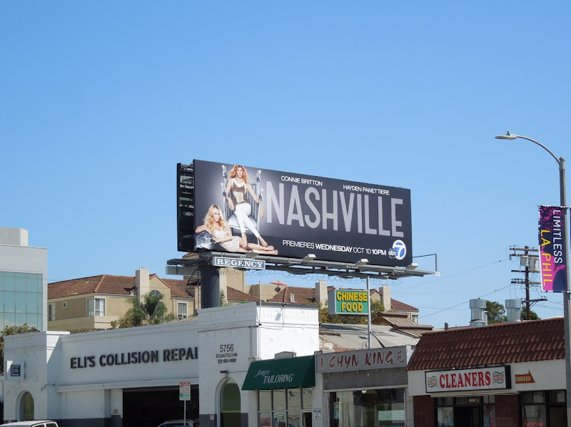 Nashville billboard