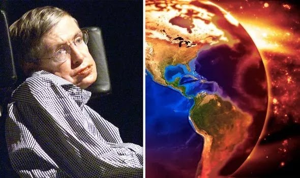 Αποκαλύφθηκε η πρόβλεψη του Χόκινγκ για το τέλος του κόσμου
