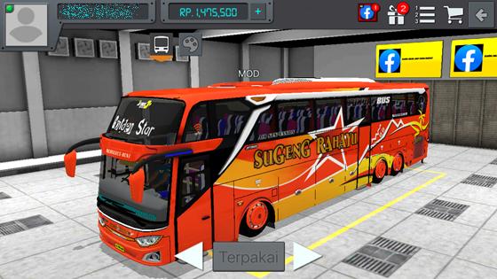 livery sugeng rahayu jb3+ tronton