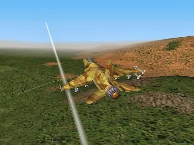 F-16 Aero Fighting Game