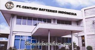 Lowongan Kerja Jakarta : PT. Century Batteries Indonesia