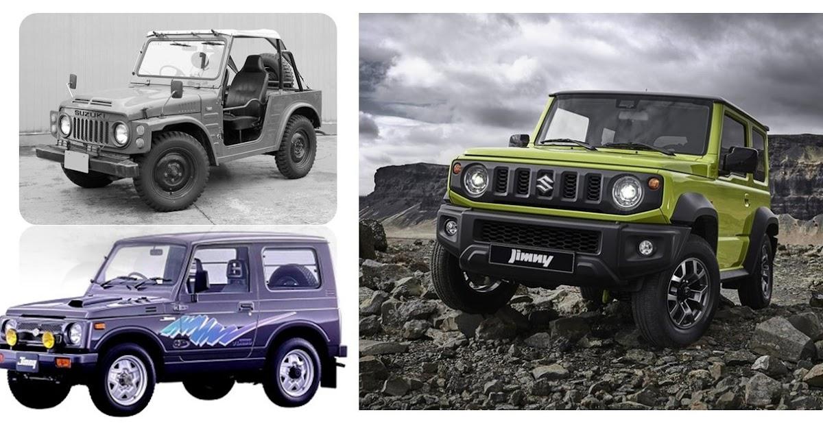 Daftar Lengkap Biaya Pajak Suzuki Katana Dan Jimny Otospeed Magz Com