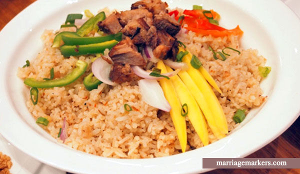 binagoongan rice-fried rice - Kuya J Restaurant Bacolod - Bacolod blogger - family meals - SM City Bacolod - Pinoy favorites- Pinoy dishes - Pinoy comfort foods - Bacolod restaurant