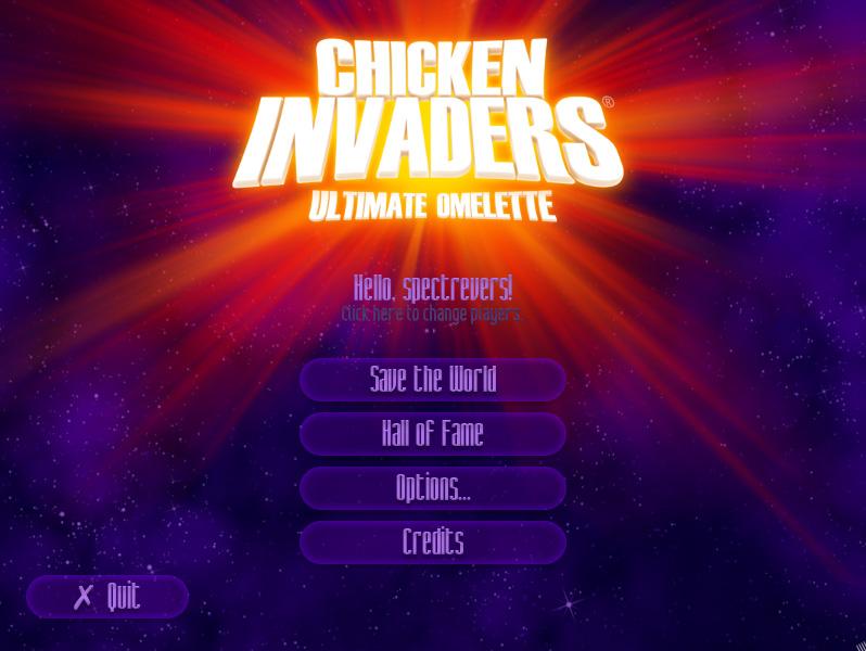 Chicken Inviders 4- Ultimate Omelette Full [18Mb ...